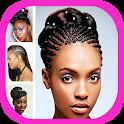 非洲妇女发型2017年 icon