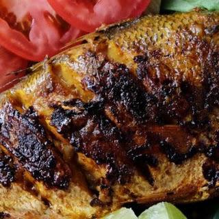 Balinese Ikan Bakar (Balinese Grilled Fish)