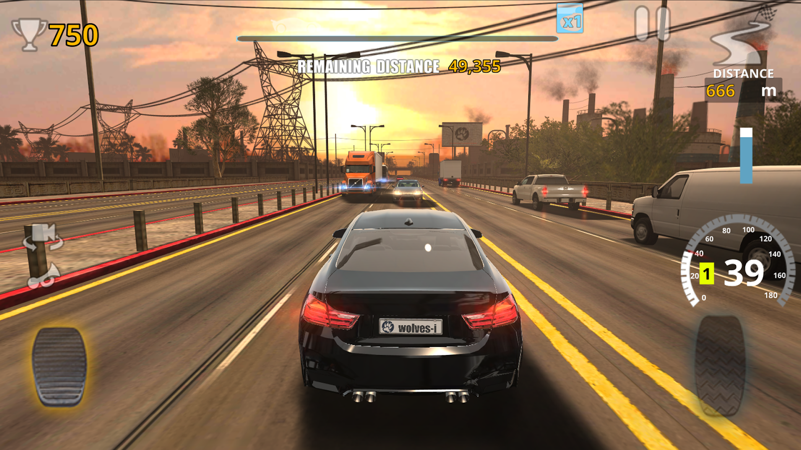 Traffic Tour- screenshot