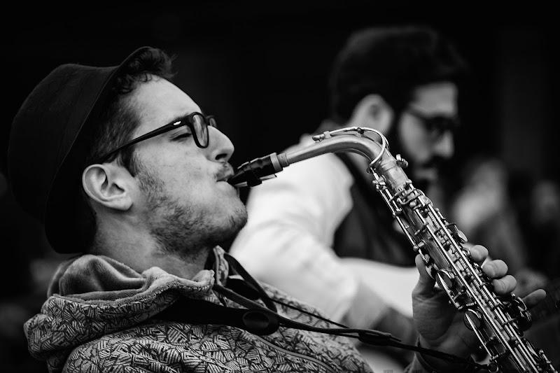 Sax Contralto di Sergio Locatelli