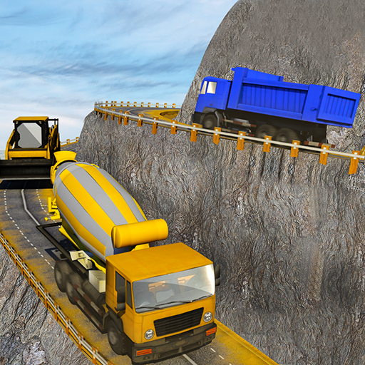 模擬App|建機クレーンヒルドライバ Construction 2016 LOGO-3C達人阿輝的APP