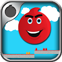Bouncing Red Ball icon
