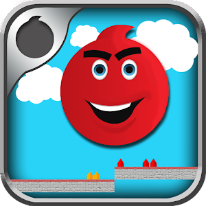 Bouncing Red Ball for PC and MAC