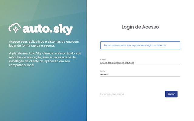 Auto Sky Platform Plugin