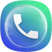 Call Screen Bubble Dialer OS10