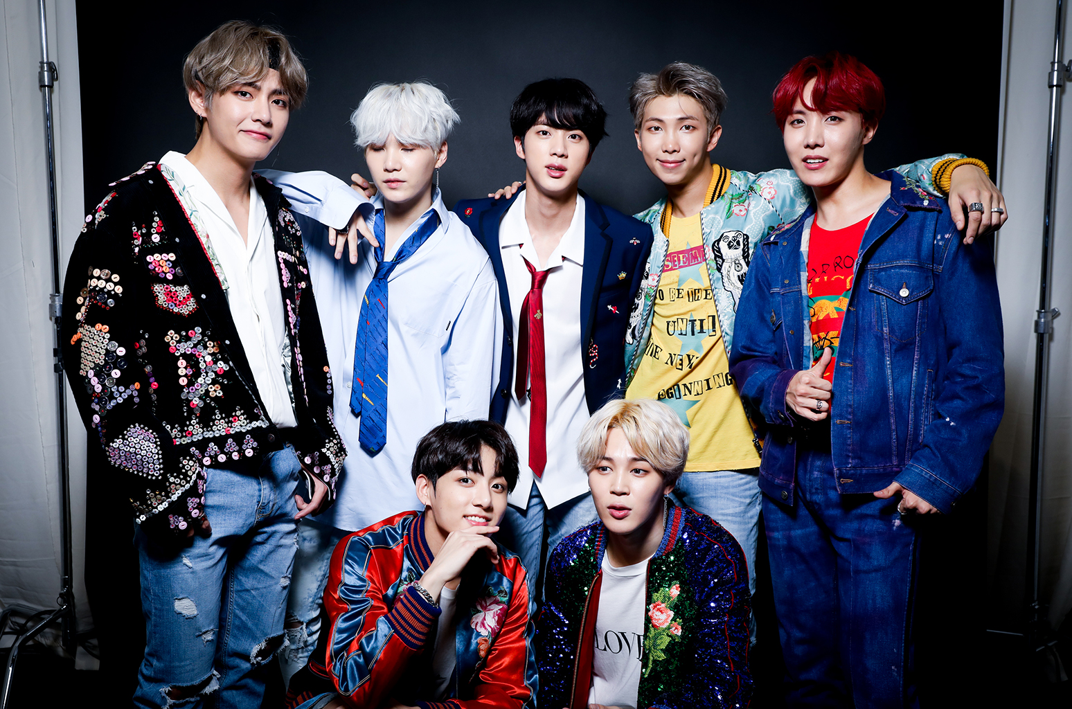 BTS Competing For TIME's 100 Most Influential People Of 2018