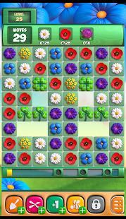 Flower Story: match 3 game - náhled