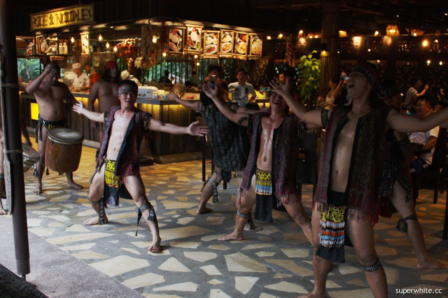 Tribal Dance Performance