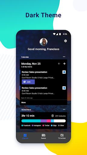 Microsoft Launcher Preview screenshot 2