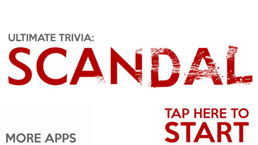 Ultimate Trivia for Scandal