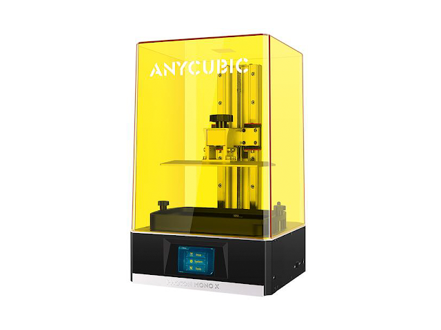 Anycubic Photon Mono X Large Format 4K LCD Resin 3D Printer