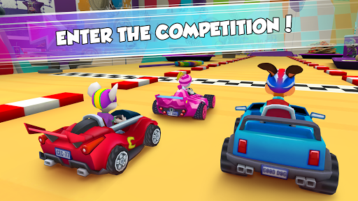 Chuck E. Cheese's Racing World 1.4 app download 1