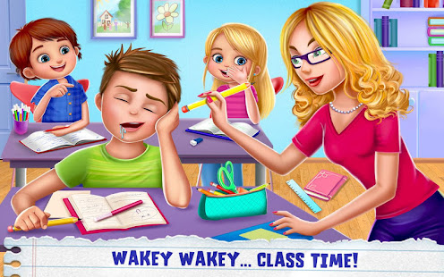 Game My Teacher - Classroom Play APK for Windows Phone