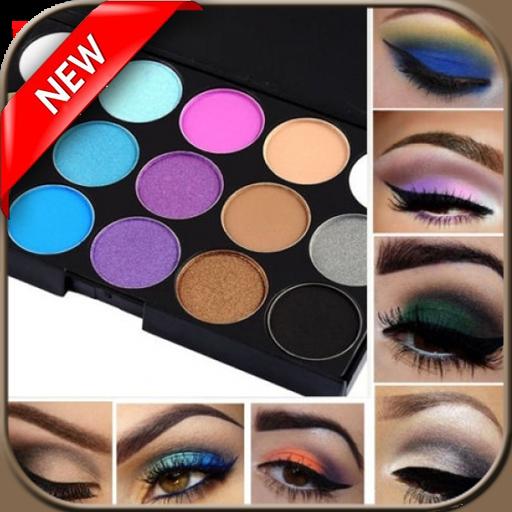 Eyeshadow Tutorial (app)