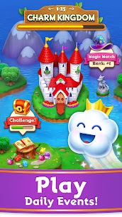 Charm King MOD Apk (Unlimited Golds/Lives) 3