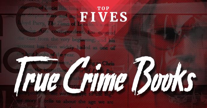 top five true crime books