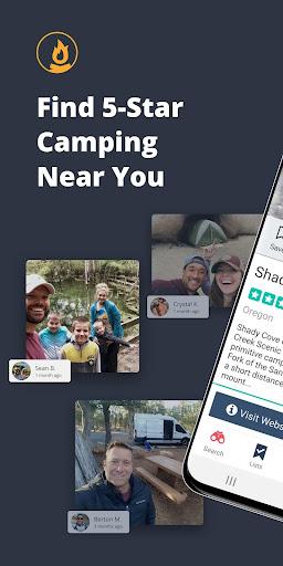 The Dyrt Camping App: Tent & RV Campsites Finder 3.1.36 screenshots 1