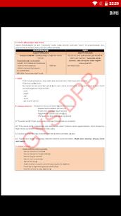 GYS DPB Görevde Yükselme Sınavı 5