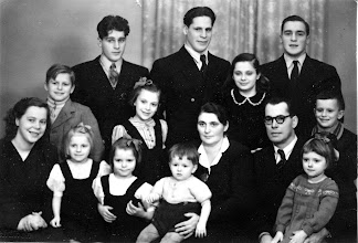 Photo: Martti Lounasvuoren perhe 1948