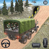 US Army Truck Driving Simulator