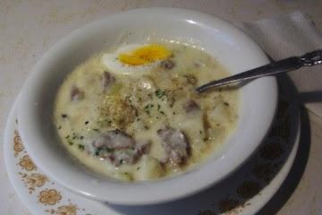 Polish White Borscht ..soup Recipe
