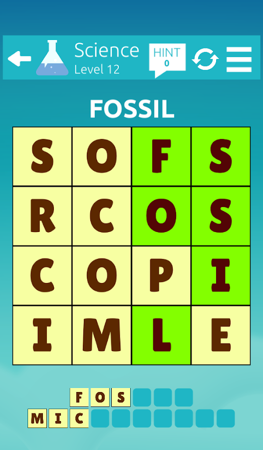 Word Swipe Connect- screenshot