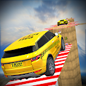 Mega Ramps Taxi Driver Stunt Ultimate Race icon