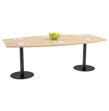 Konferensbord 2200x1200 björk