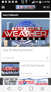 KAMR LOCAL4 WEATHER- screenshot thumbnail