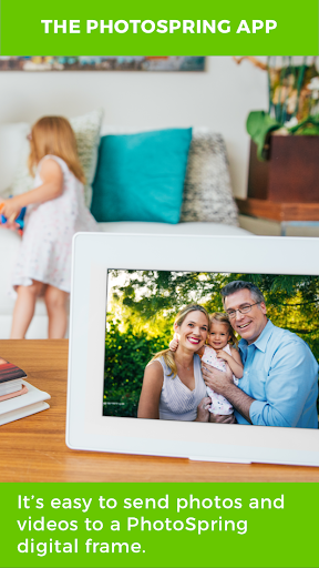 Download PhotoSpring App (PhotoSpring Photo Frame Required) For PC 1