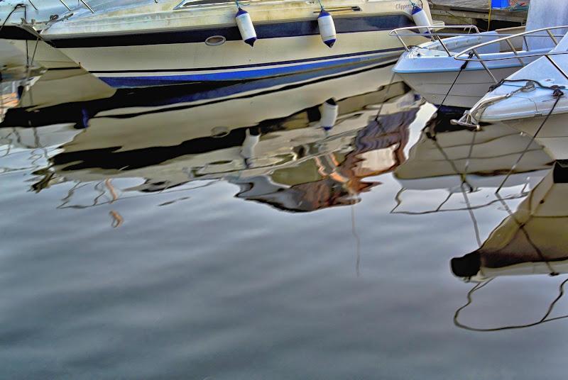 Specchio d'acqua di Simone Fortuna