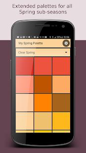 My Spring Palette - náhled