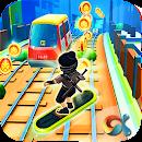 Ninja Subway Surf: Rush Run In City Rail file APK Free for PC, smart TV Download