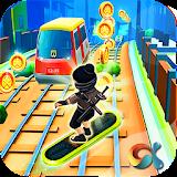 Ninja Subway Surf: Rush Run In City Rail Apk Download Free for PC, smart TV
