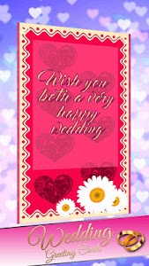 Wedding Greeting Cards screenshot 0
