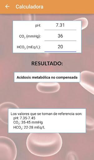Gasometru00eda arterial  screenshots 2