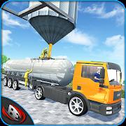 Offroad Truck Oil Transporter