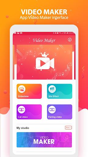 Video maker, video slideshow u2013 Video editor screenshots 9