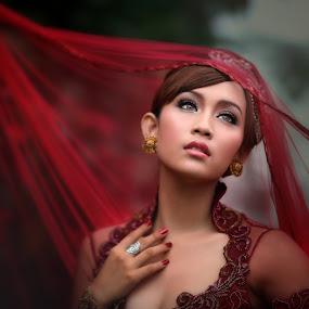 by Edo Slamet - People Portraits of Women
