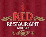 Logo for Red Restaurant and Bar