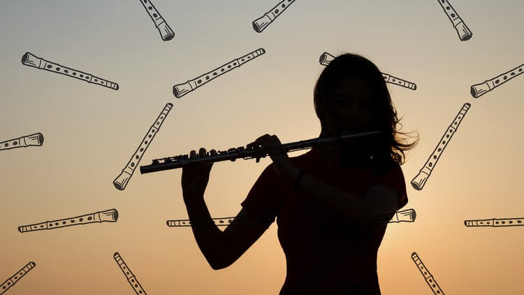 Online Flute Lessons For Beginners Course by Simpliv