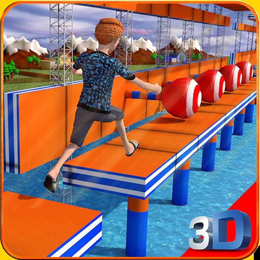 Stuntman Run - Water Park 3D