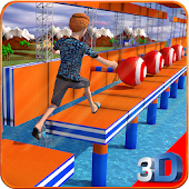 Stuntman Run - Water Park 3D Stunt Legendary Race