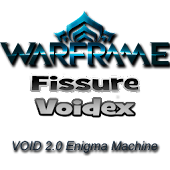 Fissure Voidex for Warframe