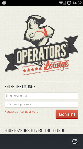 Operators' Lounge forum