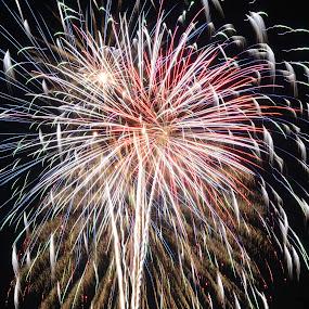 by Katie Schmitt - Abstract Fire & Fireworks (  )