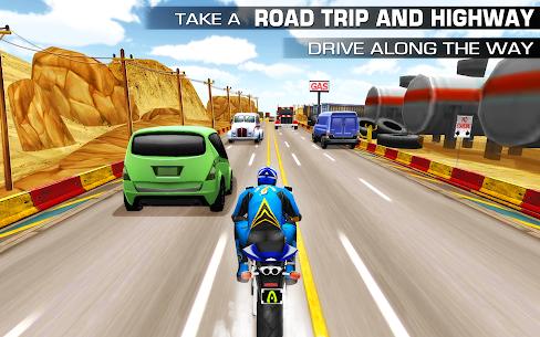 Moto Traffic Rider 3D 5