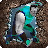 Seltsam X-Hero Schlacht 3D APK