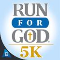 Run For God 5K Challenge icon