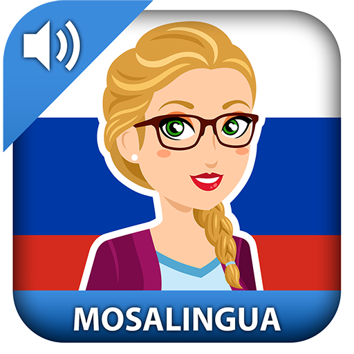 Learn Russian with MosaLingua Icon